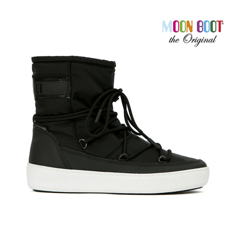 (MOONBOOTS) PULSE NYLON PLUS WP_BLACK