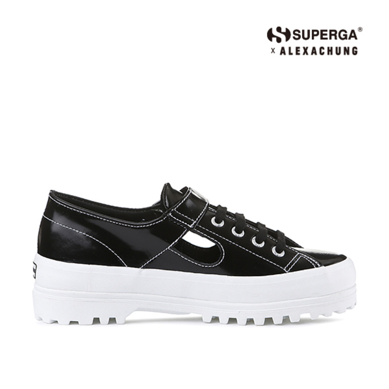 (SUPERGA) 2254-ALPINALEAPATENTW_BLACK