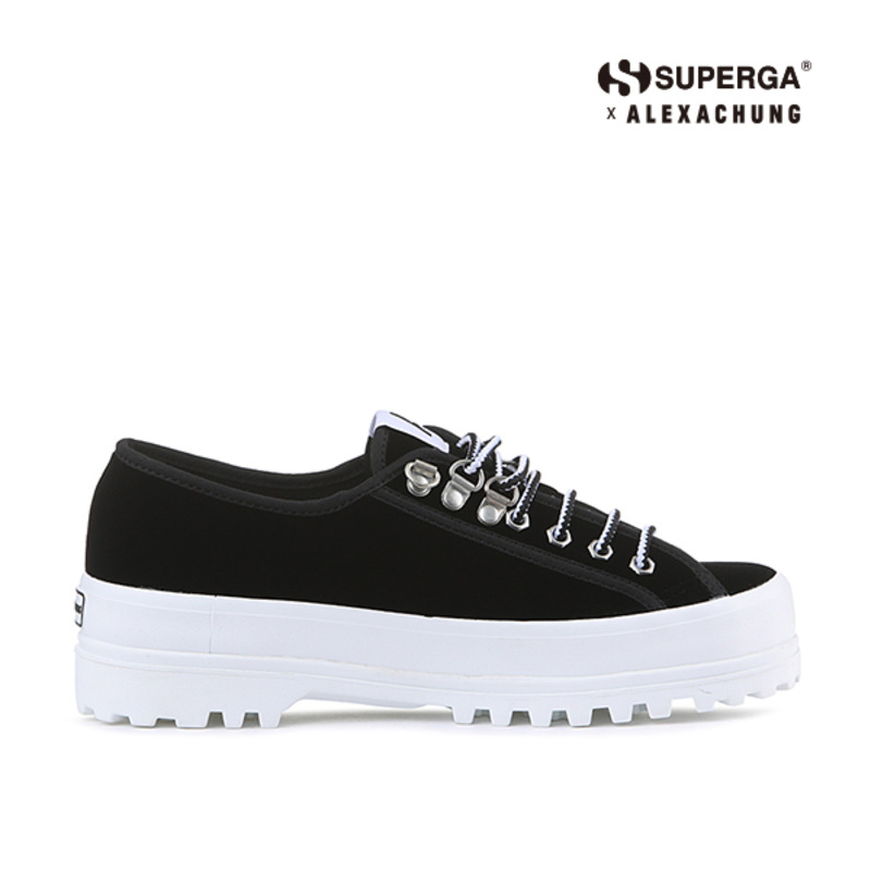 (SUPERGA) 2748-VELTVALPINAW_BLACK